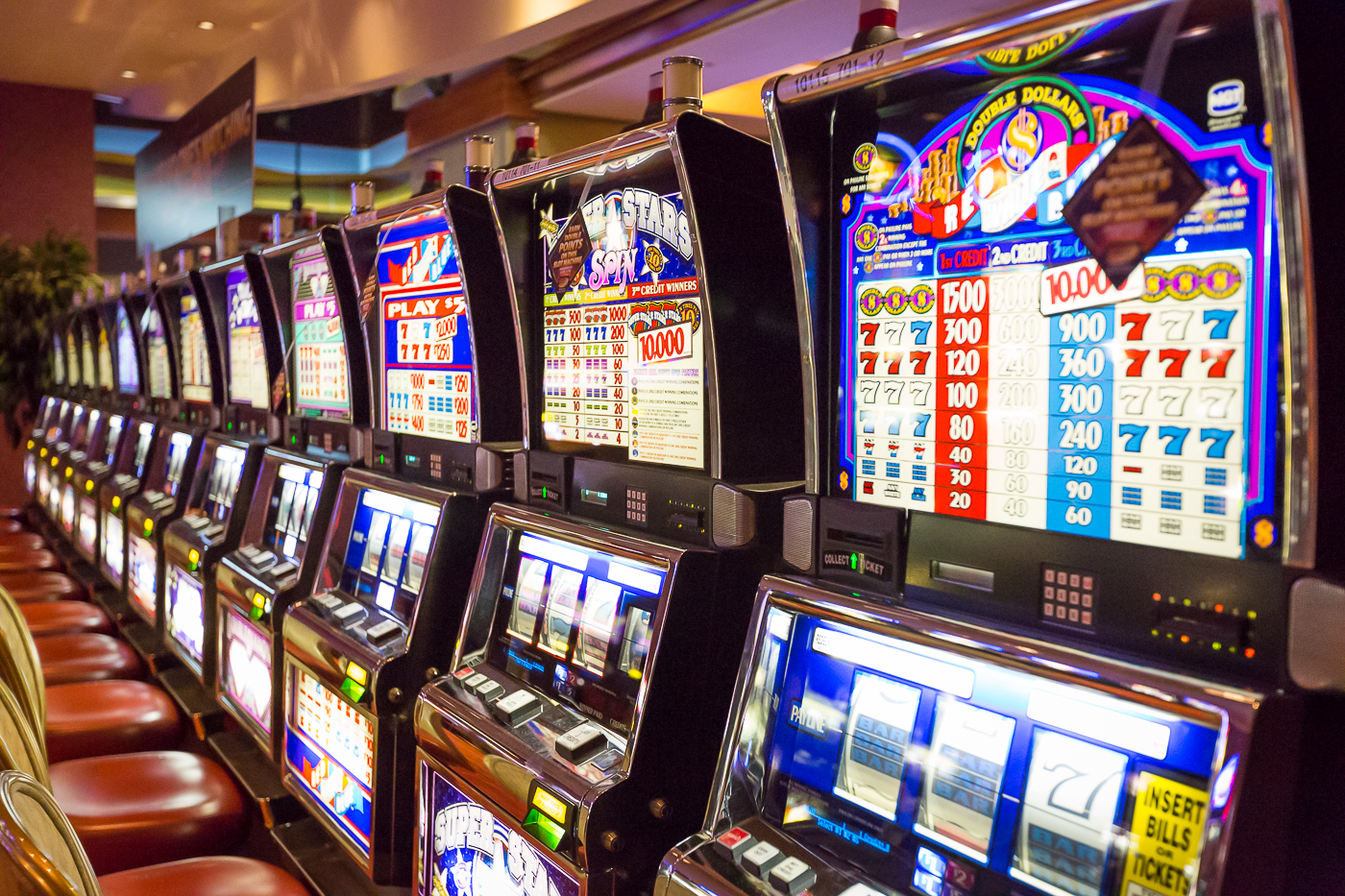 Online slots like casino